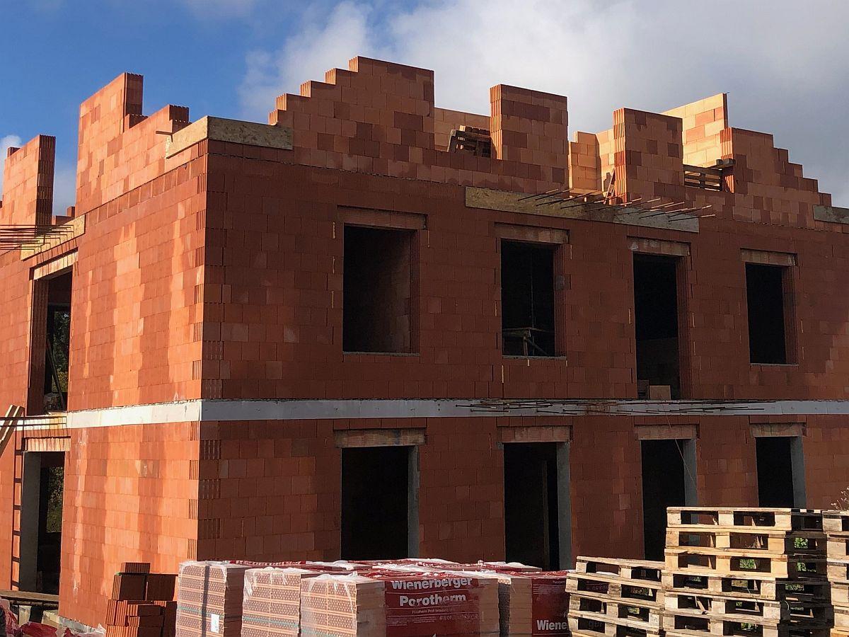 Stavba 3. podlaží